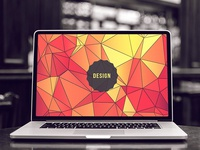 Web Display Mockup