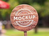 Logo Mockup - Vol.5