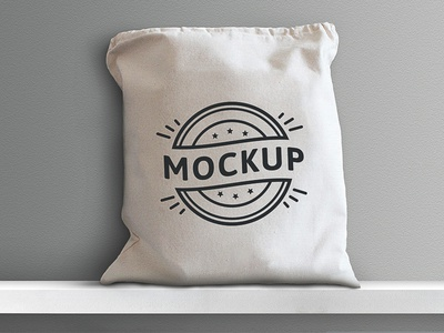 Artwork Display Mockup - Vol.4 bag artwork mockup wall wood artwork display mockup logo mockup photo mockup