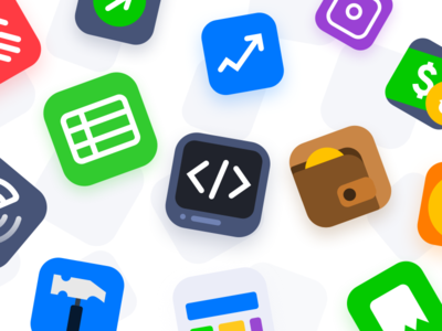 Financial App Icons