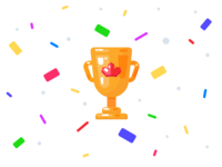 Shiny Trophy