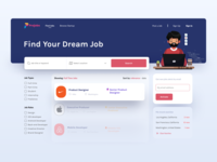 Projob - Job Search Platform