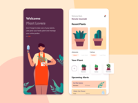Plant Care App Exploration