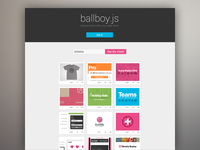 Introducing ballboy.js