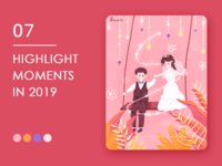 Highlight moments in 2019(7)