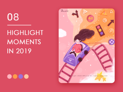 Highlight moments in 2019(8)