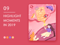 Highlight moments in 2019(9)