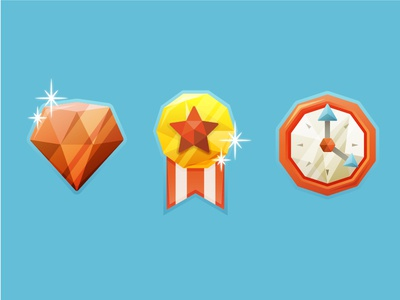 Shiny UI Icons
