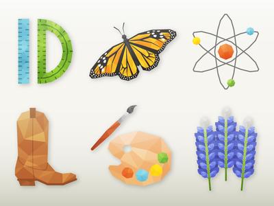 Texas Education Graphics