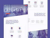 Business Development Site Concept