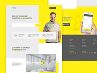 Helpay - Home Page