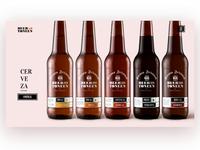 Beer Tonnen Branding