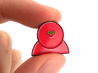 Greg Gunn Dribbble Splendid Weirdos Pin