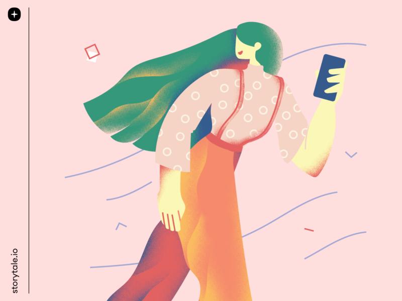 Silky Illustrations