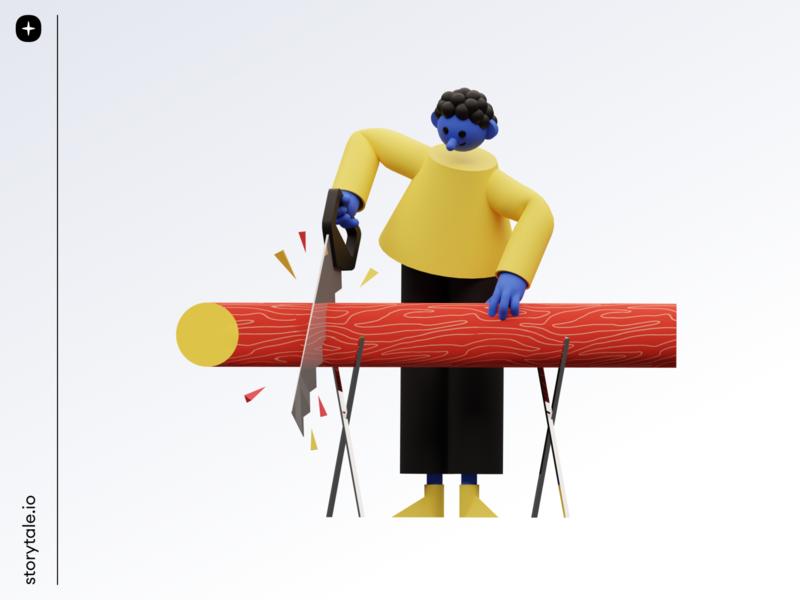 3DDD Illustrations