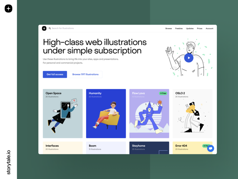 Storytale on Product Hunt 🥳 product hunt branding product business work homepage landing page application app web website personal commercial characters 3d vector storytale colorful illustration design