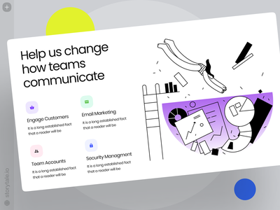 NEW: Oh My Startup Illustrations ❤️ characters gradients collection new product web ui vector colorful storytale illustration design