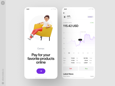 Humanity Illustrations ✌️ cool characters app design 3d product ui colorful storytale illustration design