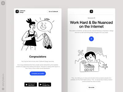Nankin illustrations 🖤 ecommerce sale discounts sketches nankin web vector product ui colorful storytale illustration design