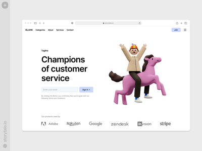 Superscene illustrations ❤️ superscene constructor objects characters 3d ux branding product ui colorful storytale illustration design
