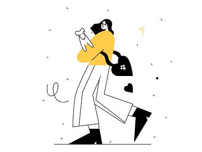 OSLO Illustrations 2 💛 oslo ux branding logo vector product ui colorful storytale illustration design