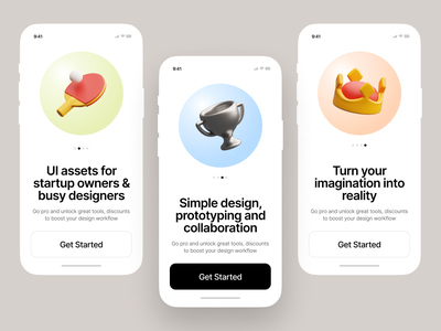3D things ❤️ features things objects 3d superscene smartphone phone iphone screen illustrations icons application app app design product ui colorful storytale illustration design