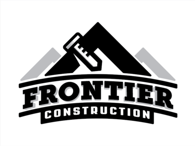 Frontier Construction mountains frontier f roof construct builder build nail construction