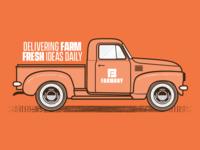 Keep on farm truckin'