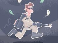 Doe. Ray. Egon!