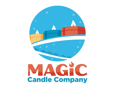 Magic Candle Co. Animated Logo