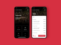 Bar tab payment solution