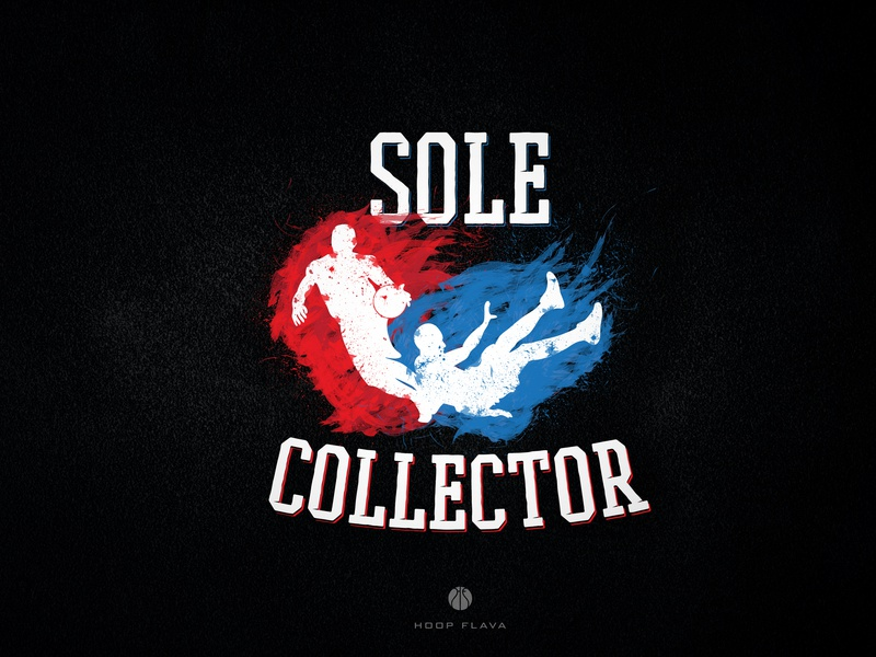 Sole Collector design illustration apparel sport basketball tshirt tshirt design