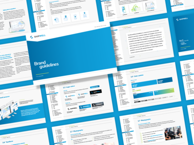 Shipwell Brand Guidelines