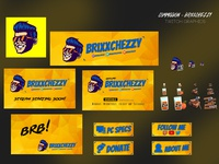 Twitch Graphics | Commission