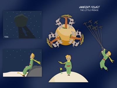 Illustration | Uni Project