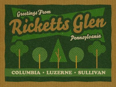 Rickets Glen