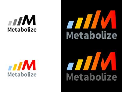 Metabolize (Rebound) medical icon logo speed