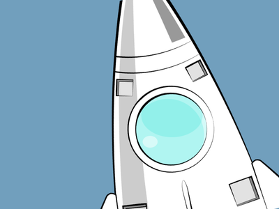 Startup Rocket T-Shirt sc charleston t-shirt shirt illustration rocket startup weekend