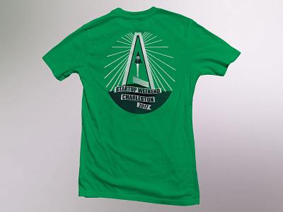 Startup Weekend T-Shirt startup weekend  t-shirt shirt sc rocket illustration charleston