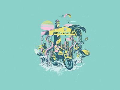 Riders mania vector design t shirt art motorcycle moto illustration graphicdesign
