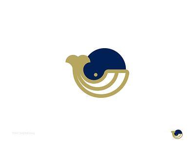 Humpback! minimal vector branding logo animal humpback whale