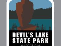 Devil's Lake State Park Patch