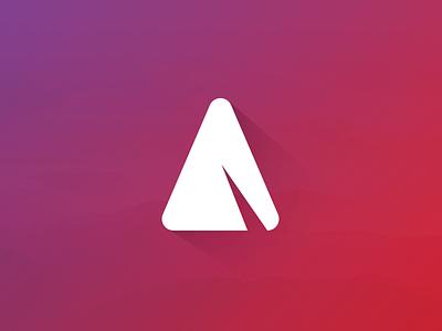 Appards appards design type icon branding logo app
