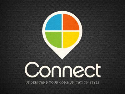 Connect logo work-in-progress