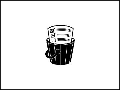 Bucket List icon logo