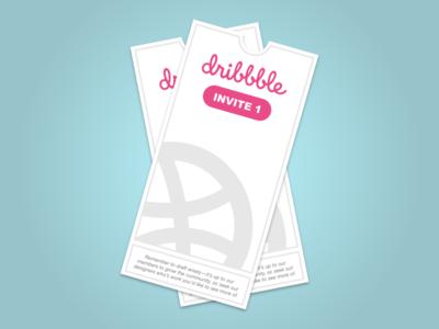 Two Invites! invites tickets