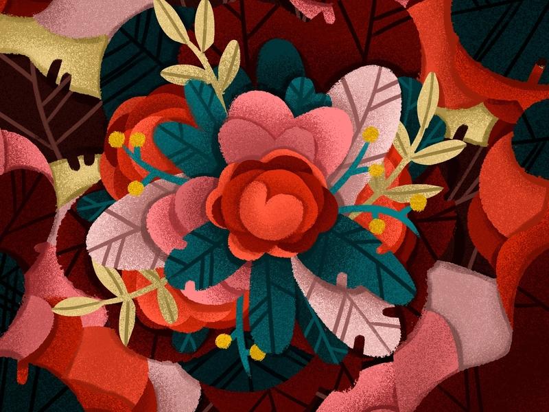 Flowers flowers illustration flowers children illustration illustration