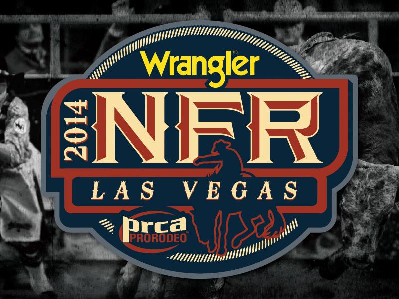 NFR Logo by Ben Lancaster on Dribbble