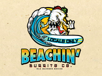 Beachin  Logo