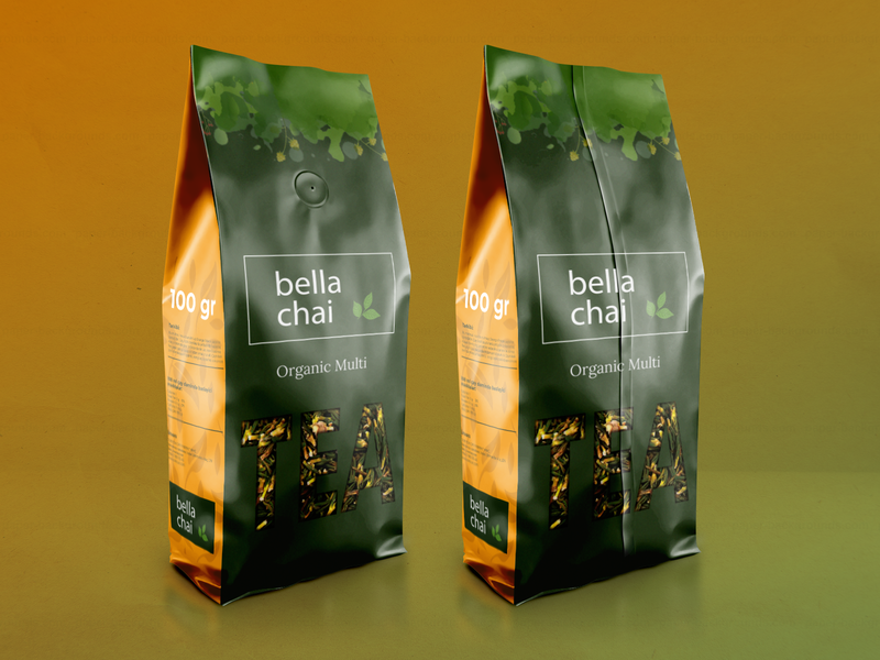 Bella Chai | Tea Packaging